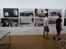 Látogatás a Fuga galériában 11. évfolyamos diákokkal