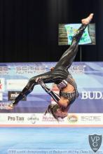 Ágoston Dorottya 12.a 2015-ös IFBB Junior Fitness Világbajnokság összesített világbajnoka