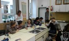Kiscsoportos angol foglalkozáson