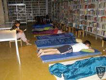 Könyvtári éjszaka 2011.