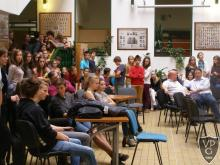 A közönség